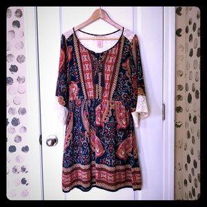 Dresses & Skirts - Boho dress, Large